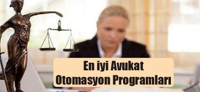 En iyi Avukat Otomasyon Programları