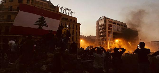 Lübnan'da flaş istifa kararı!