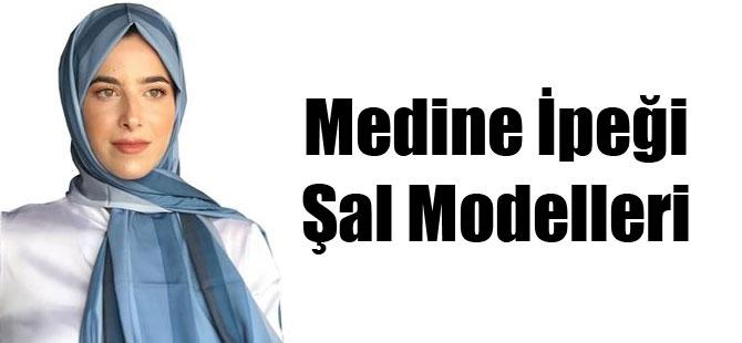 Medine İpeği Şal Modelleri
