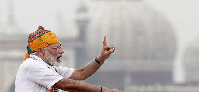 Hindistan Başbakan Modi: Koronavirüs aşısının seri üretimine hazırız