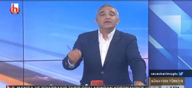 HALK TV, sabah haberlerini Savaş Kerimoğlu'na emanet etti