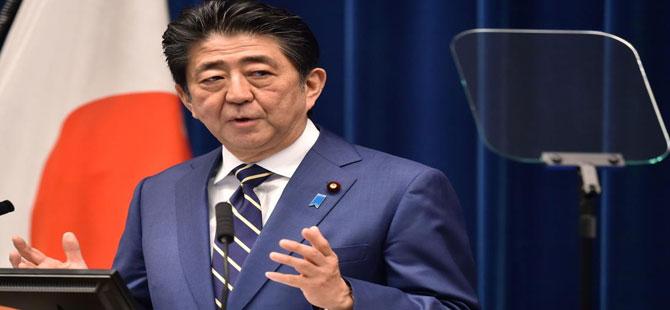 Japonya Başbakanı Şinzo Abe istifa etti