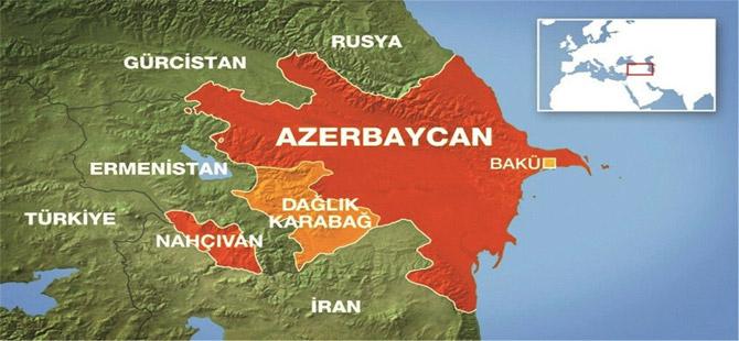 Ermenistan yine Azerbaycan'da sivilleri vurdu