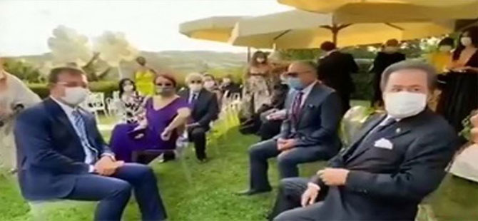 İmamoğlu'ndan Olay TV esprisi