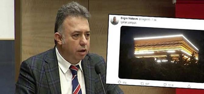 'Işıklar yanıyor' paylaşımını yapan AYM üyesi Yıldırım'dan 'özür' açıklaması