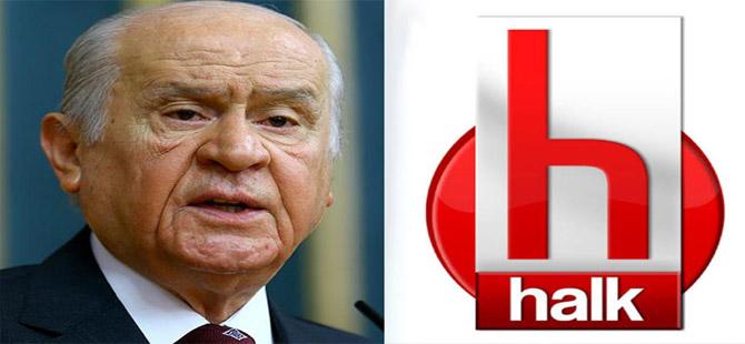 RTÜK'ten Halk TV'ye 'Devlet Bahçeli' cezası