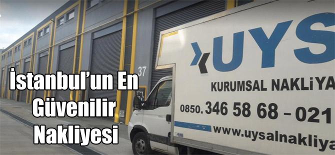 İstanbul'un En Güvenilir Nakliyesi