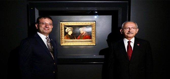 Kılıçdaroğlu: Bu toprakların hakkıdır o tablo!