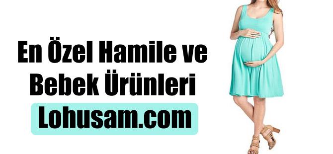 En Özel Hamile ve Bebek Ürünleri Lohusam.com
