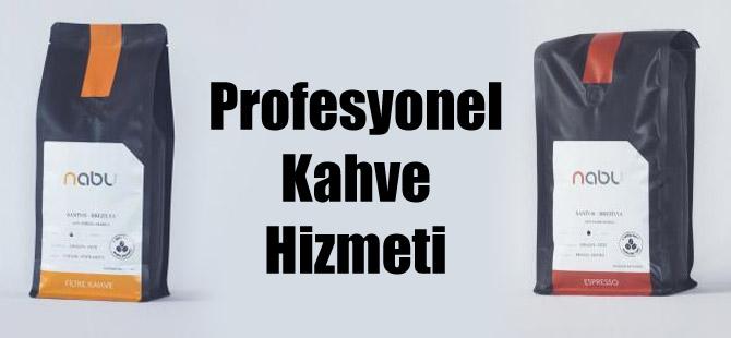 Profesyonel Kahve Hizmeti