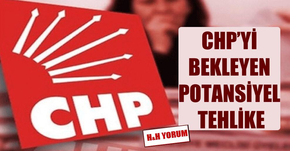 CHP'yi bekleyen potansiyel tehlike