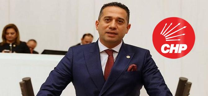 CHP'li Başarır: İçişleri Bakanı, 'Alnım açık' diyorsa önergelerime 15 gün içerisinde cevap versin