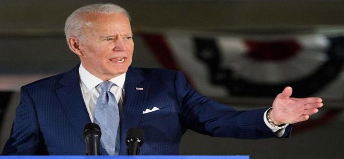 ABD Başkanı Biden: 6 bin Amerikan askerinin Afganistan'a konuşlandırılması talimatını verdim