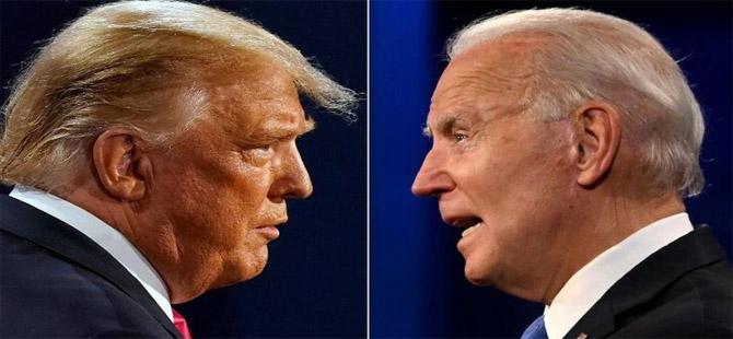 Biden: Trump'a istihbarat verilmemeli