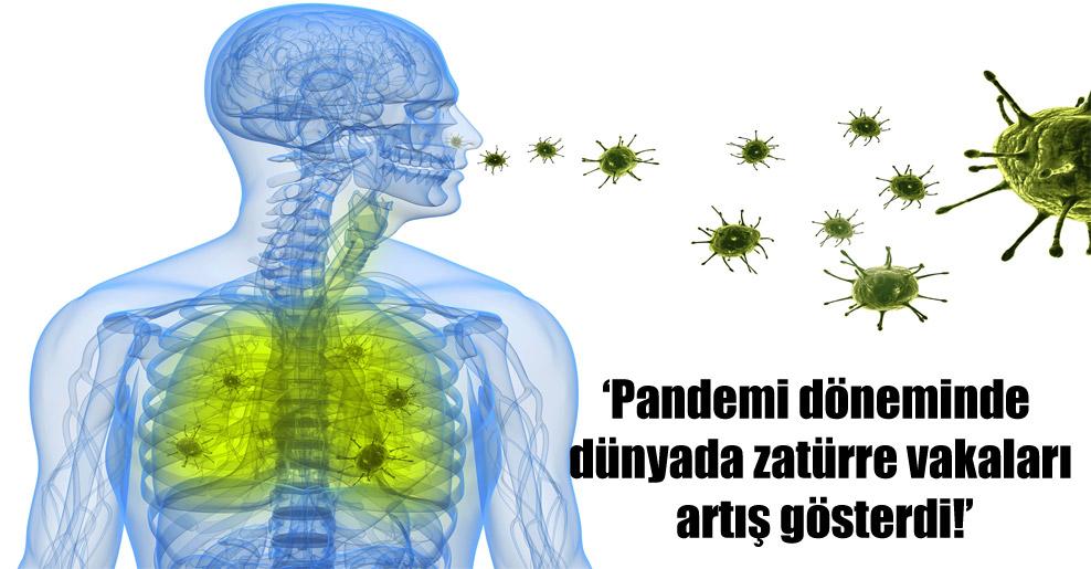 Prof. Ceyhan: Pandemi döneminde dünyada zatürre vakaları artış gösterdi!