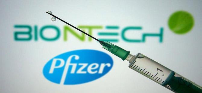 Pfizer-BioNTech aşısının koruyuculuk oranı değişti: Virüse karşı yüzde 91 etkili