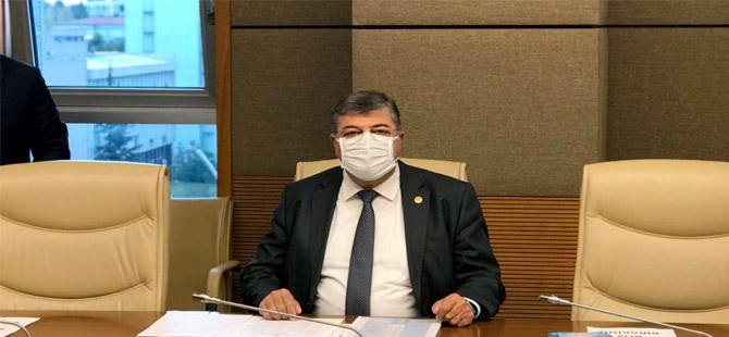 CHP'li Sındır: Deprem etüt ve yapı kontrol laboratuvarı kurulmalı!