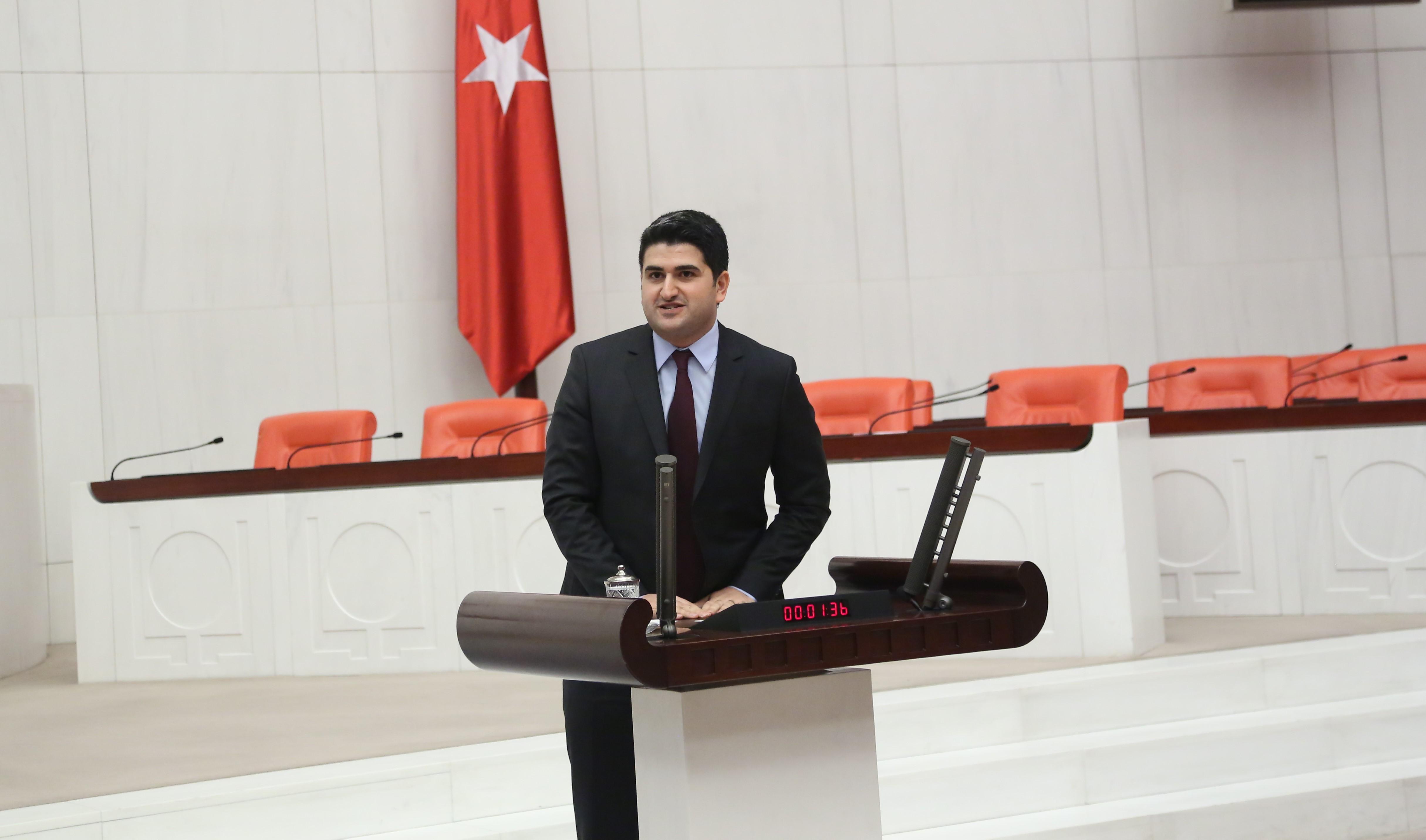CHP'li Adıgüzel'den Dijital Mecralar Komisyonu'nda 'Espor' teklifi
