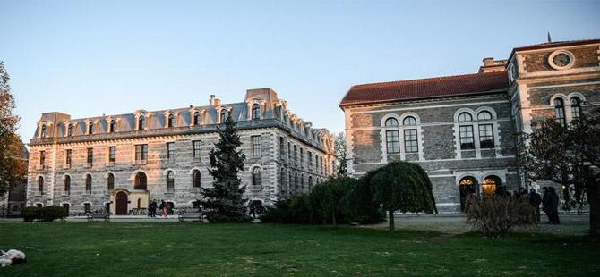 Boğaziçi Üniversitesi Rektörlüğü'nün Twitter hesabı askıya alındı