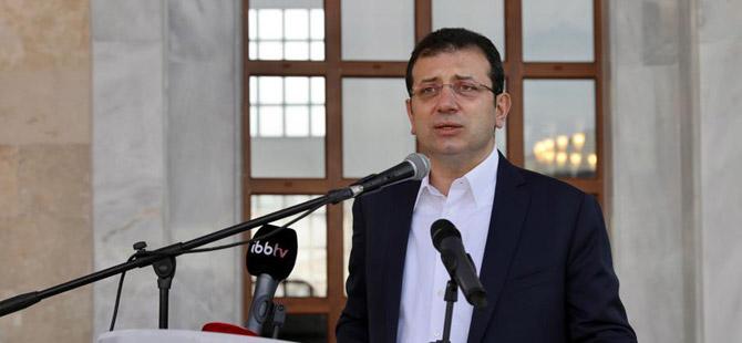 İmamoğlu: İstanbul'un ulaşım sorununu 'raylı sistemlerde büyük hamle' anlayışıyla çözeceğiz!