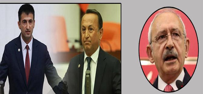 İki vekilden Kılıçdaroğlu'na ültimatom gibi mektup! 'CHP siyasi sebil olmamalı'