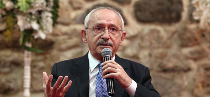 Kılıçdaroğlu'ndan 'Siyasette Eşit Temsile' dair kanun teklifine imza