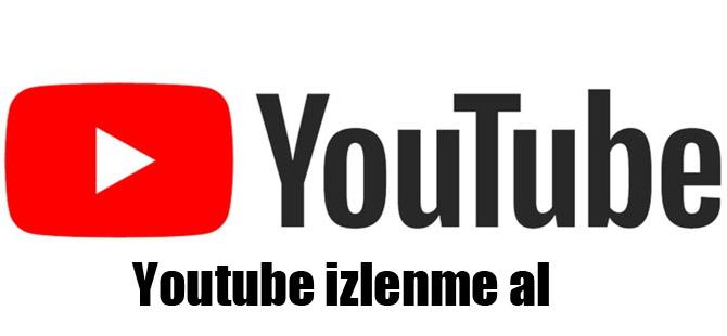 Youtube izlenme al