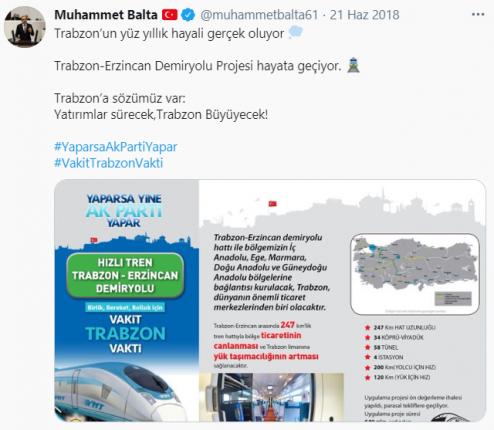 muhammet balta tweet
