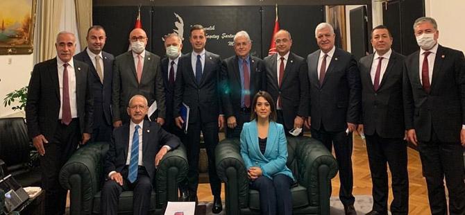 CHP'nin Şanlıurfa ziyaretleri devam edecek!