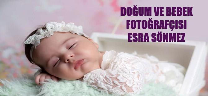 Doğum ve Bebek Fotoğrafçısı Esra Sönmez