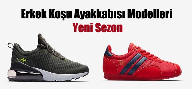 Erkek Koşu Ayakkabısı Modelleri Yeni Sezon