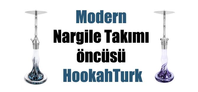 Modern Nargile Takımı öncüsü HookahTurk
