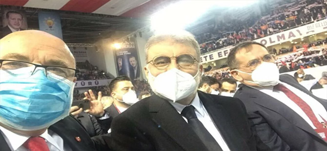 AKP'li vekil koronavirüse yakalandı