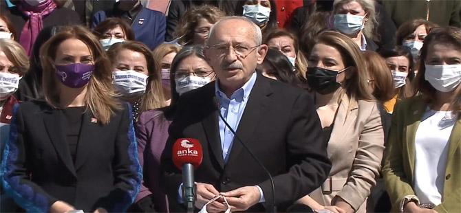 Kılıçdaroğlu: Cumhuriyet tarihimizin en önemli eylemi!