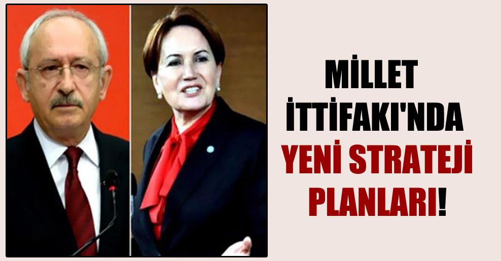 Millet İttifakı'nda yeni strateji planları!