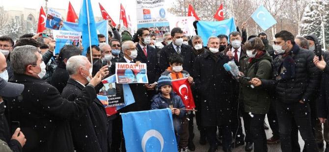 Uysal: AK deyip KARAyı yutturanları elbet, rehin alınmış milyonlar bir gün hatırlar!