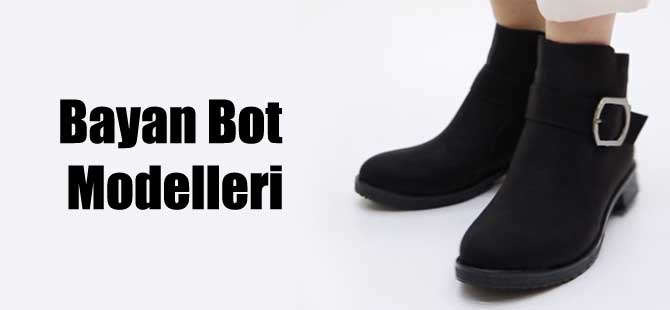 Bayan Bot Modelleri