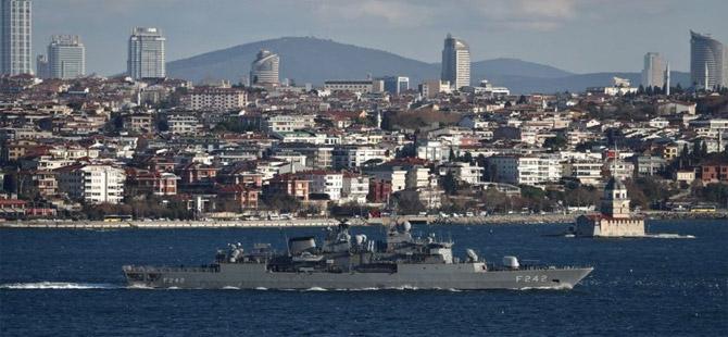103 emekli amiral 'Montrö'nün tartışma konusu yapılacağı eylemlerden kaçınılmalı' dedi