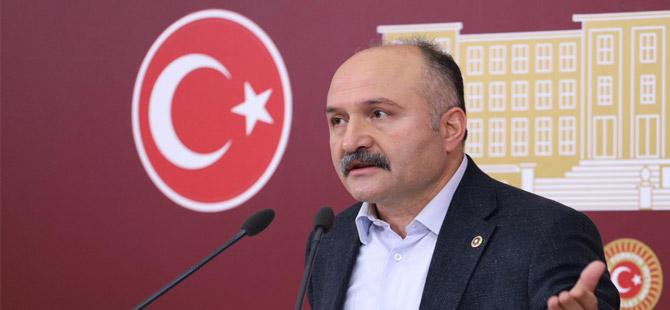 İYİ Parti'li Usta: Merkez Bankası Başkanı 128 milyar doları araştırdığı için görevden alındı!