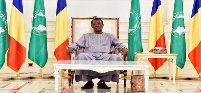 Çad Cumhurbaşkanı cephe hattındaki çatışmada hayatını kaybetti