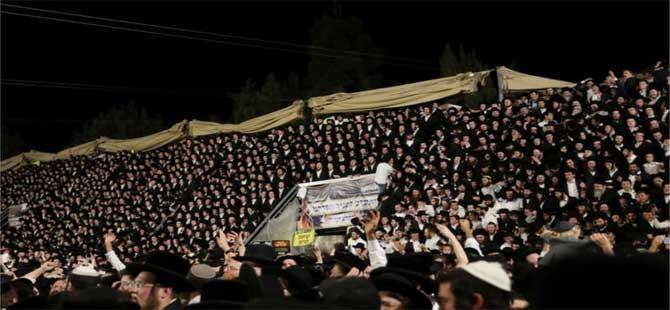 İsrail'de dini bayram kutlamalarında yaşanan izdiham: En az 44 kişi öldü