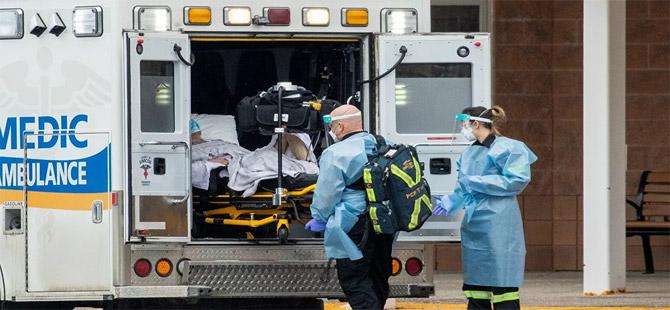 Kanada'dan koronavirüs açıklaması: Savaşı kaybediyoruz