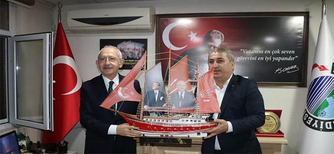 Kılıçdaroğlu: Sonunda bizim de bir gemimiz oldu