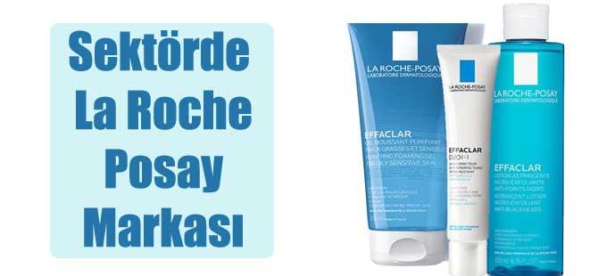 Sektörde La Roche Posay Markası