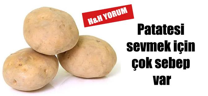 Patatesi sevmek için çok sebep var
