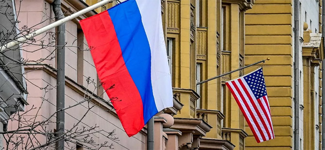 Rusya 10 Amerikalı diplomatı ülkeden sınır dışı edilecek