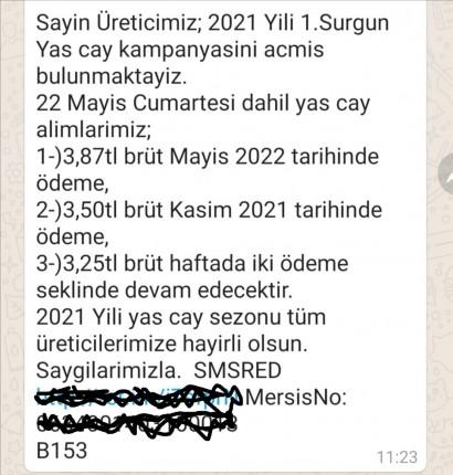 Özel Sektör SMS 4