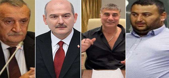İzmir Barosu'ndan Sedat Peker, Süleyman Soylu, Mehmet Ağar ve Erkam Yıldırım hakkında suç duyurusu