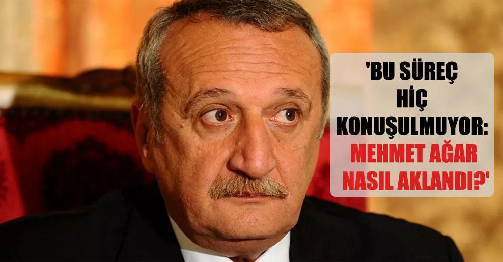 'Bu süreç hiç konuşulmuyor: Mehmet Ağar nasıl aklandı?'