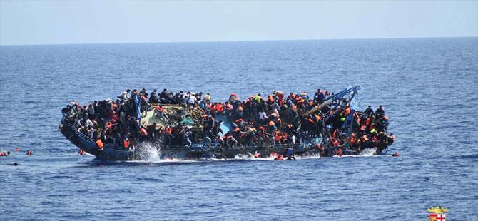 Akdeniz'de 117 sığınmacı kurtarıldı